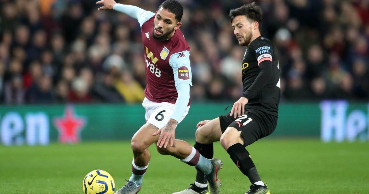 Douglas Luiz Aston Villa City