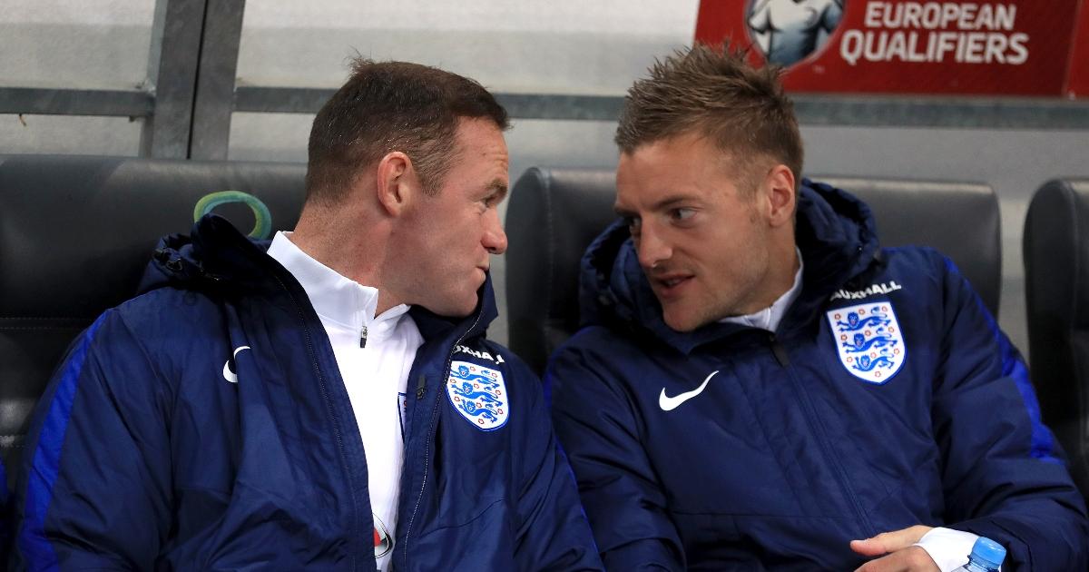 Rooney Vardy