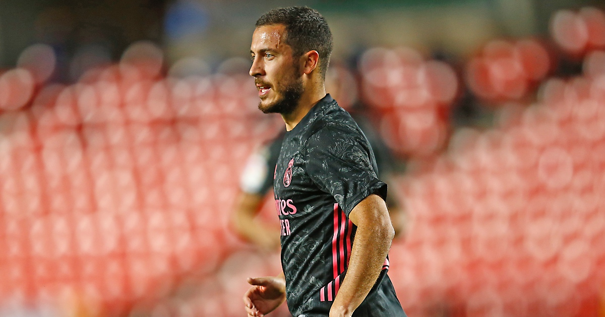 Hazard: Chelsea return this summer is 'out of the question' thumbnail