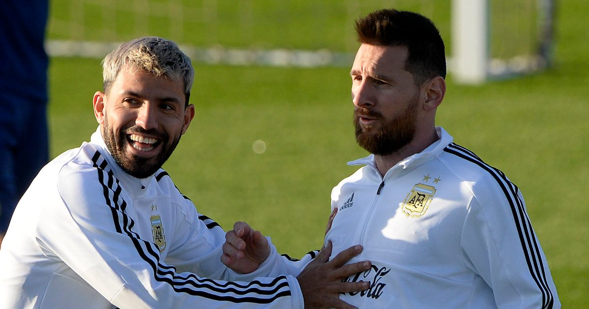 Aguero Messi F365