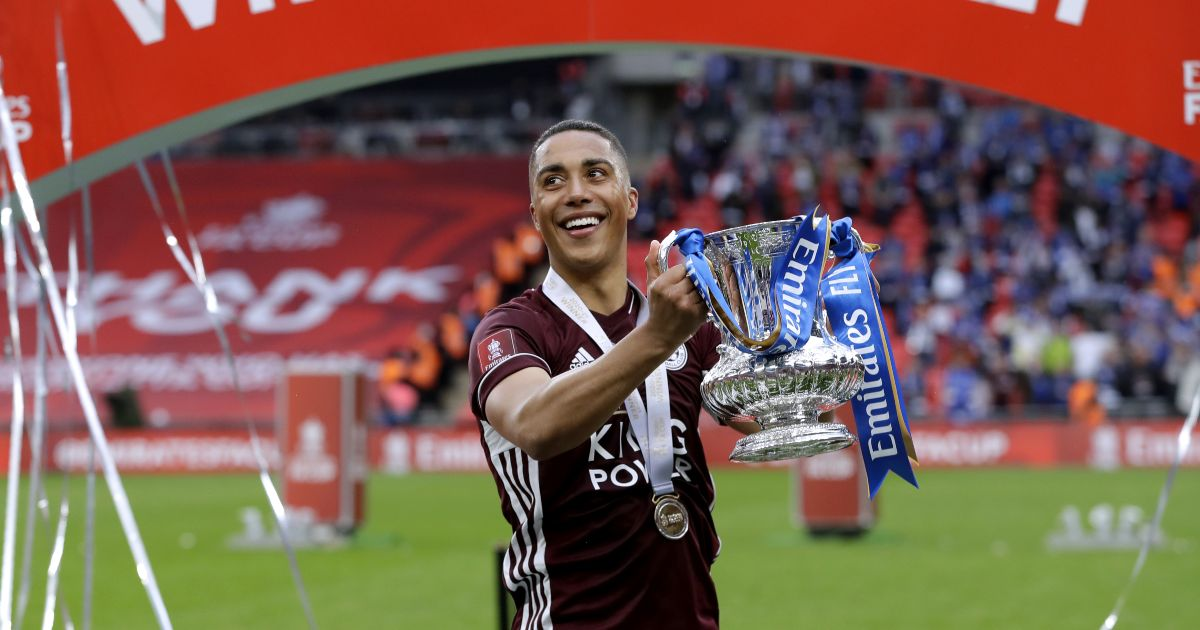 Youri Tielemans Leicester City Liverpool