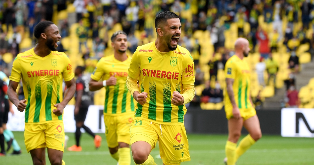 Watford sign Louza from FC Nantes for an undisclosed fee thumbnail
