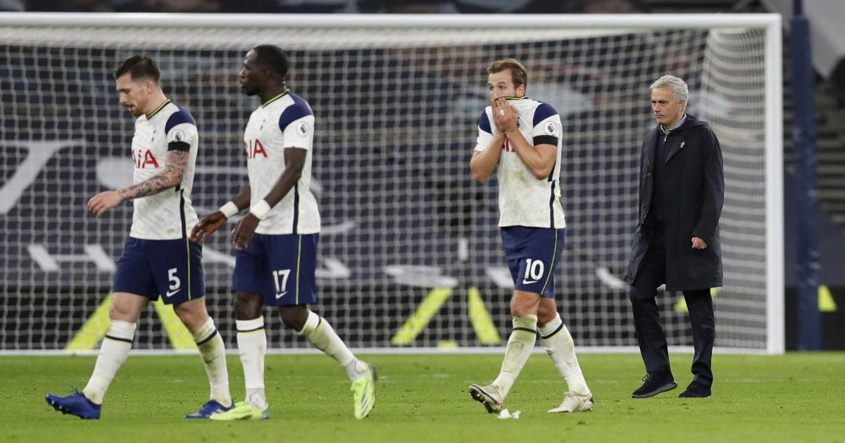 Moussa Sissoko Harry Kane Spurs F365