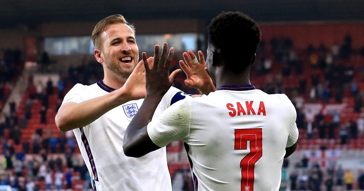 England 1-0 Austria: Saka nets winner for Southgate's Three Lions thumbnail