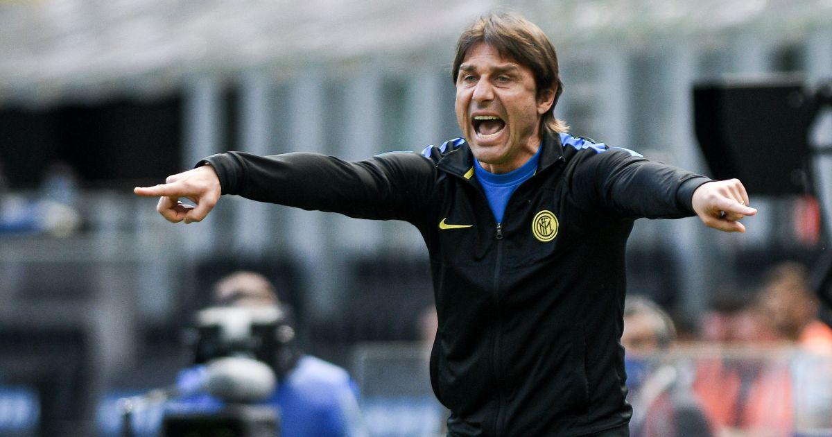 Antonio Conte Inter Milan Spurs
