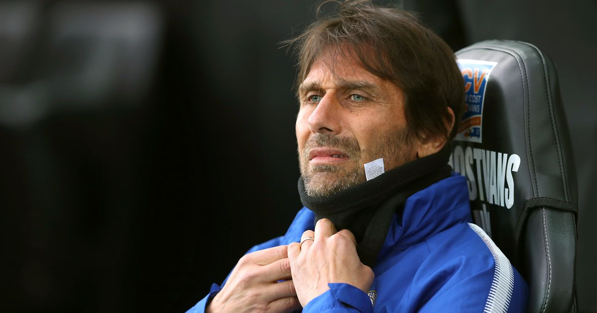 Antonio Conte Inter Milan Man Utd