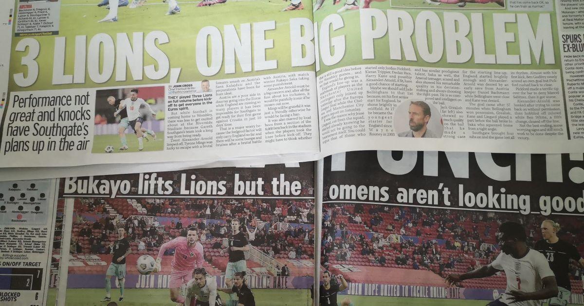 England-media