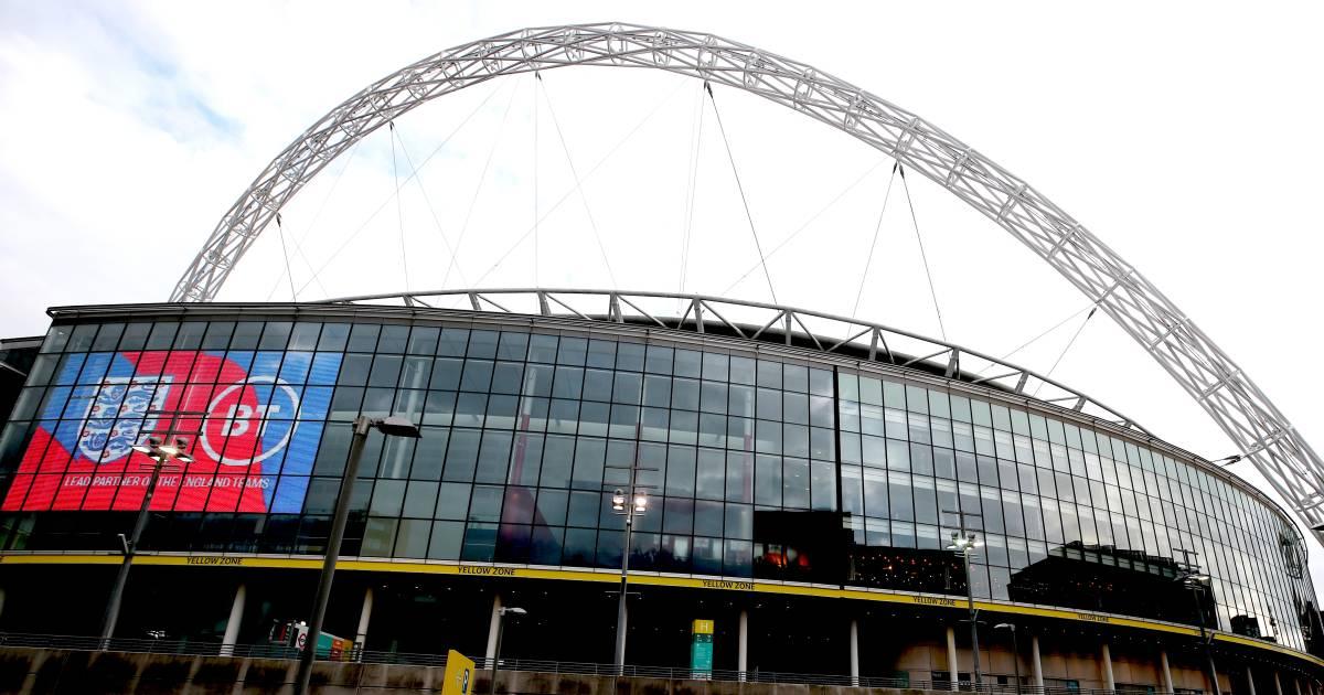 Wembley Euro 2020 venue