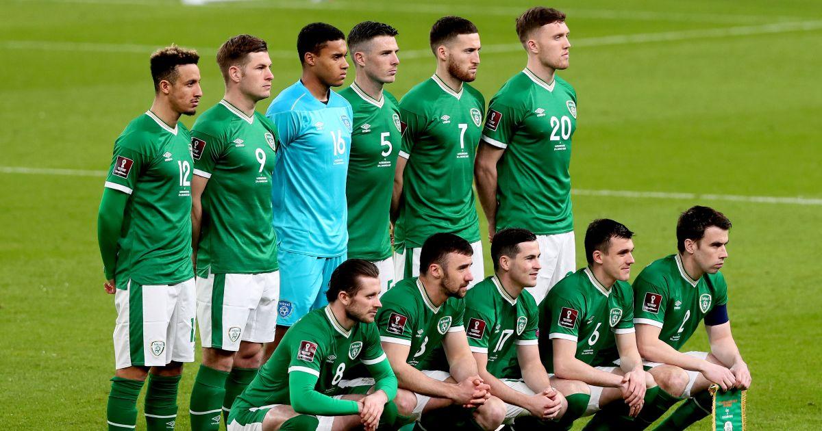 Republic of Ireland Matt Doherty
