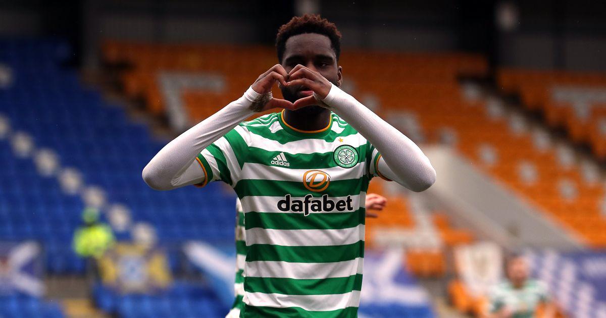 Odsonne Edouard Celtic Arsenal