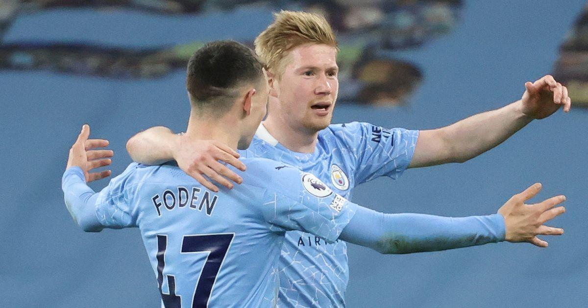De Bruyne, Foden and Kirby land PFA awards - Football365