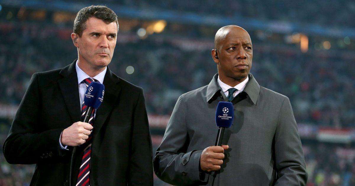 Roy Keane Ian Wright England