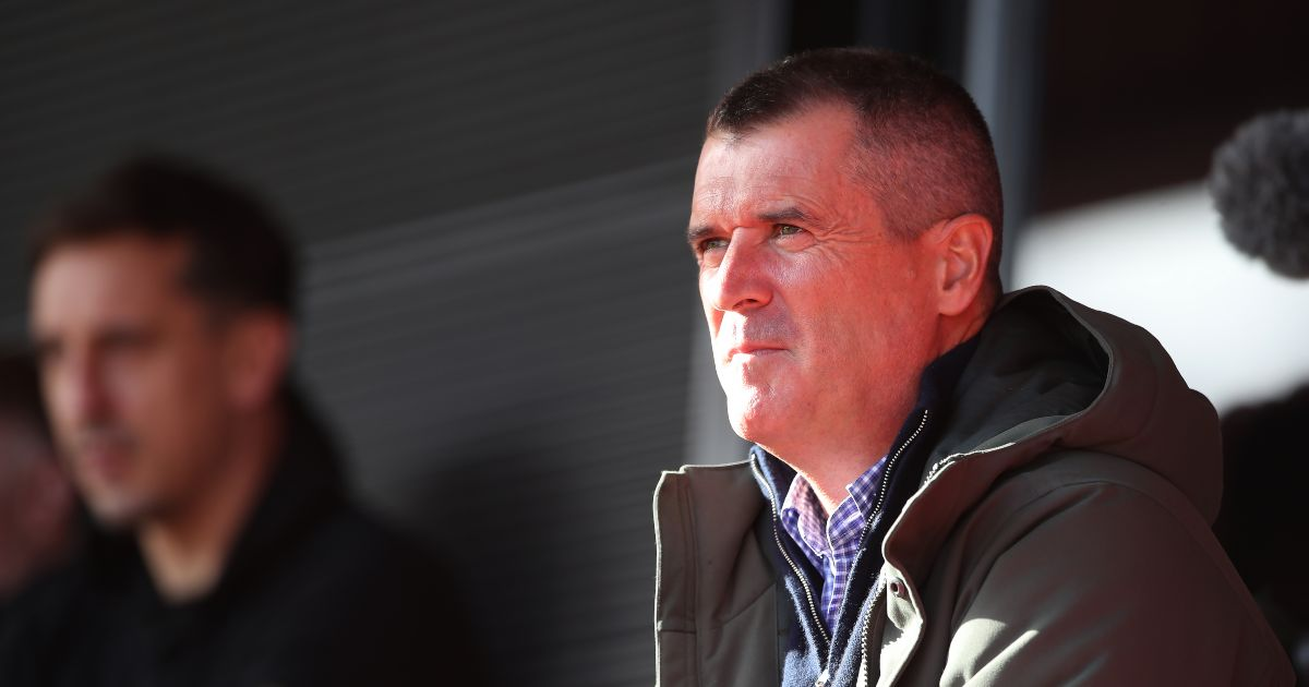 Roy Keane England
