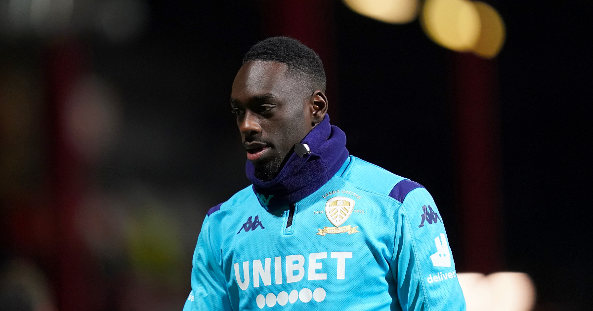 Leeds lose case with RB Leipzig over Augustin transfer thumbnail