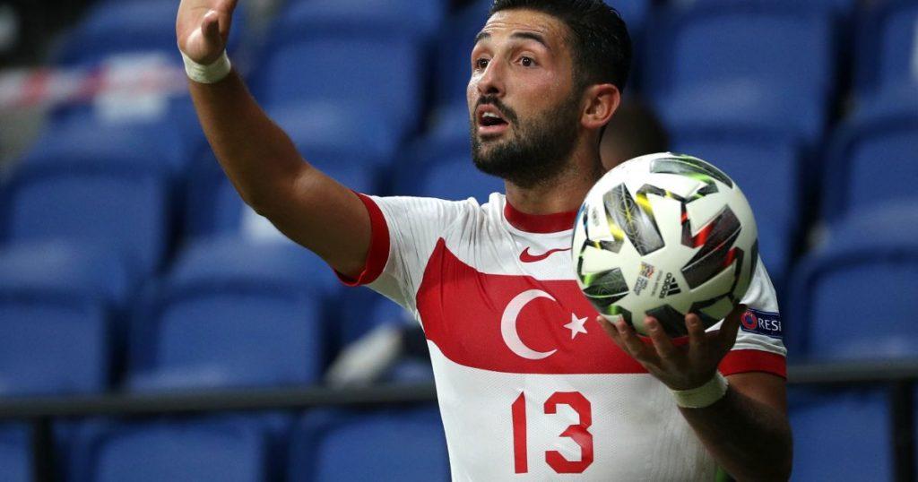 Turkey Euro 2020 home shirt