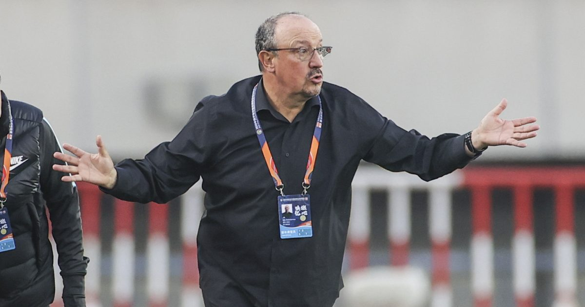 'Benitez is not elite' – Everton-linked boss criticised for the 'way he operates'
