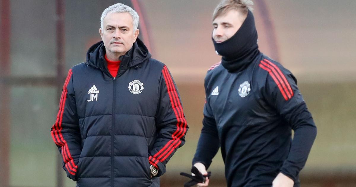 Shaw Mourinho
