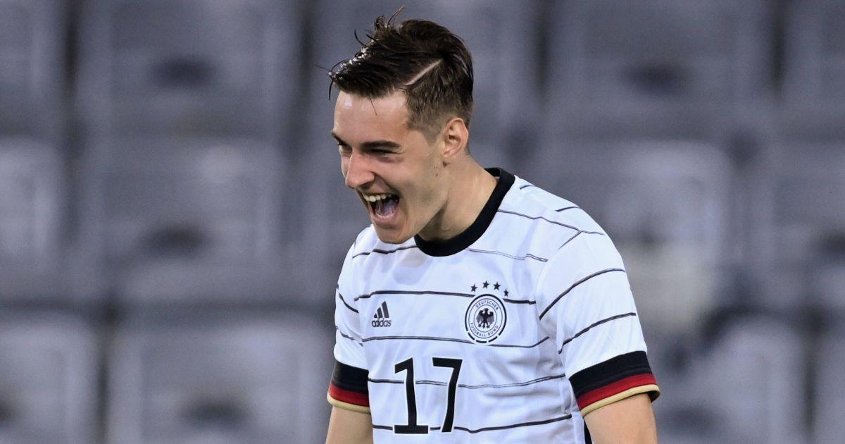 Florian Neuhaus Germany Liverpool
