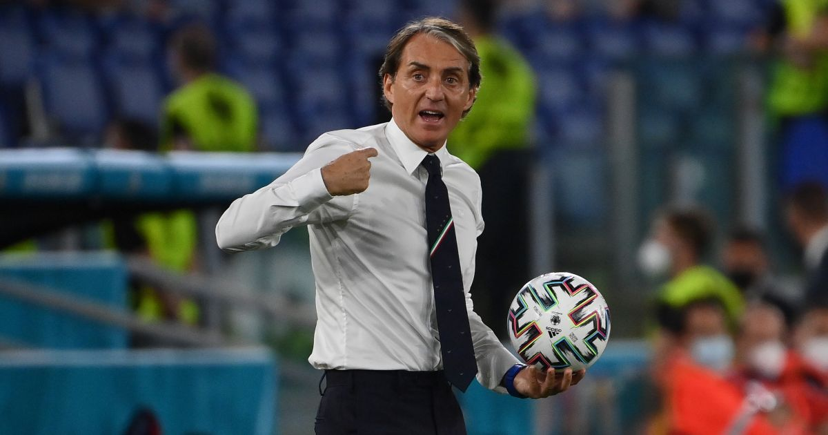 'Delighted' Mancini claims Turkey not 'as weak as they seemed'