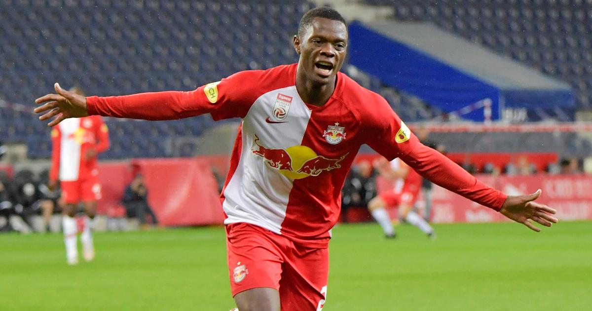 Leicester join race to sign RB Salzburg star man Daka