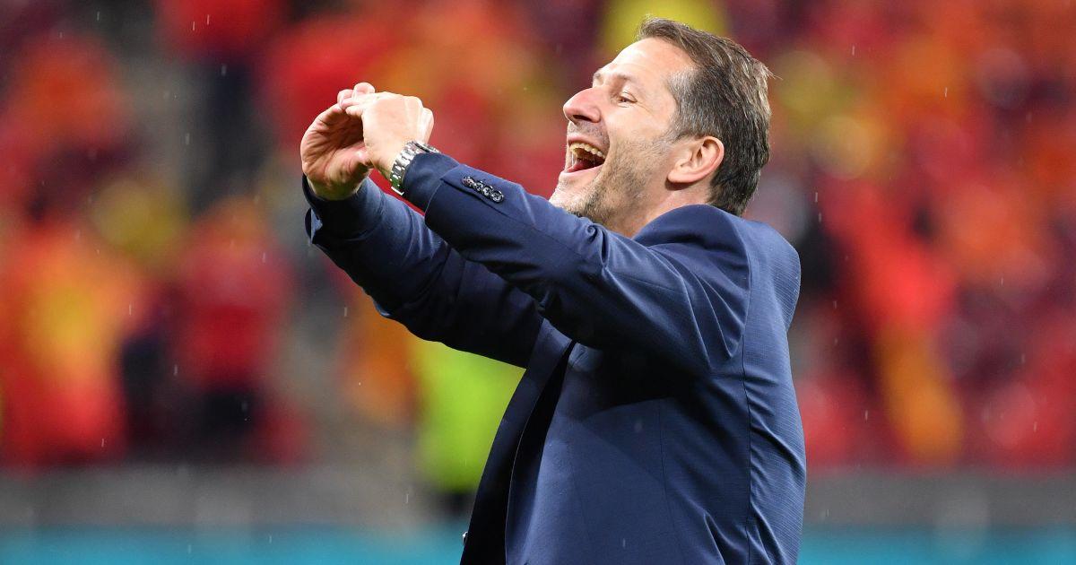 Foda delight as Austria break Euros duck