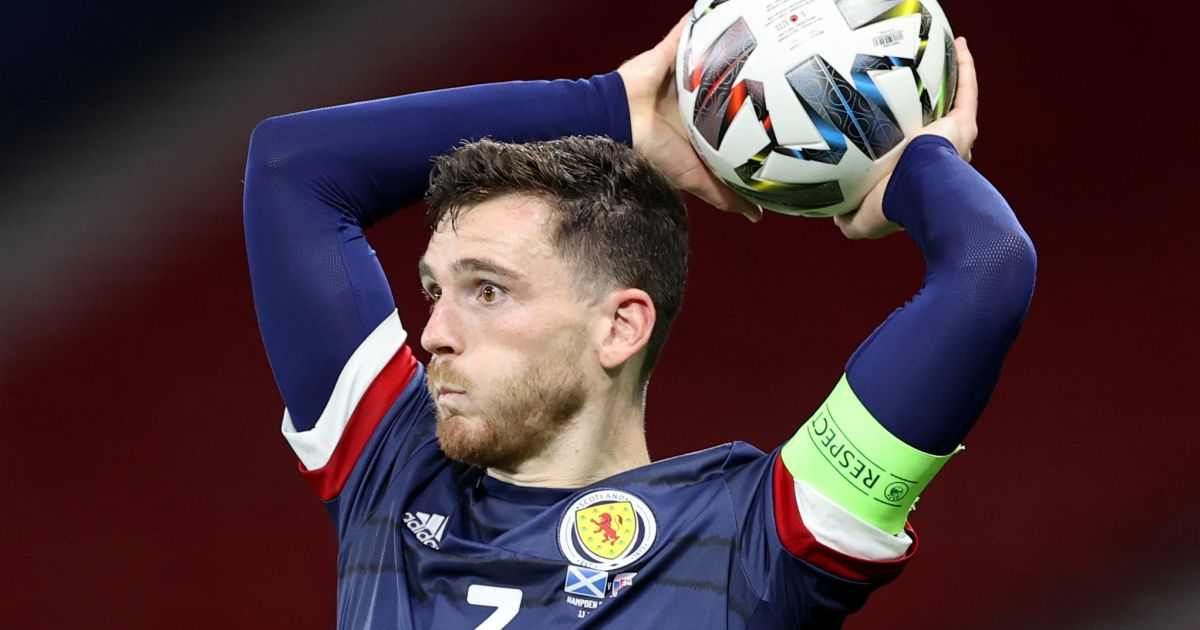 Liverpool star revelling in overdue big tournament return