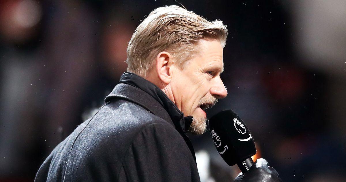 Schmeichel reveals how Denmark were threatened with forfeit