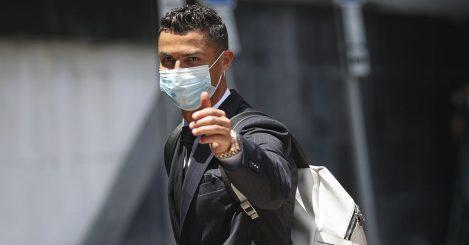 Cristiano Ronaldo Juventus Man Utd