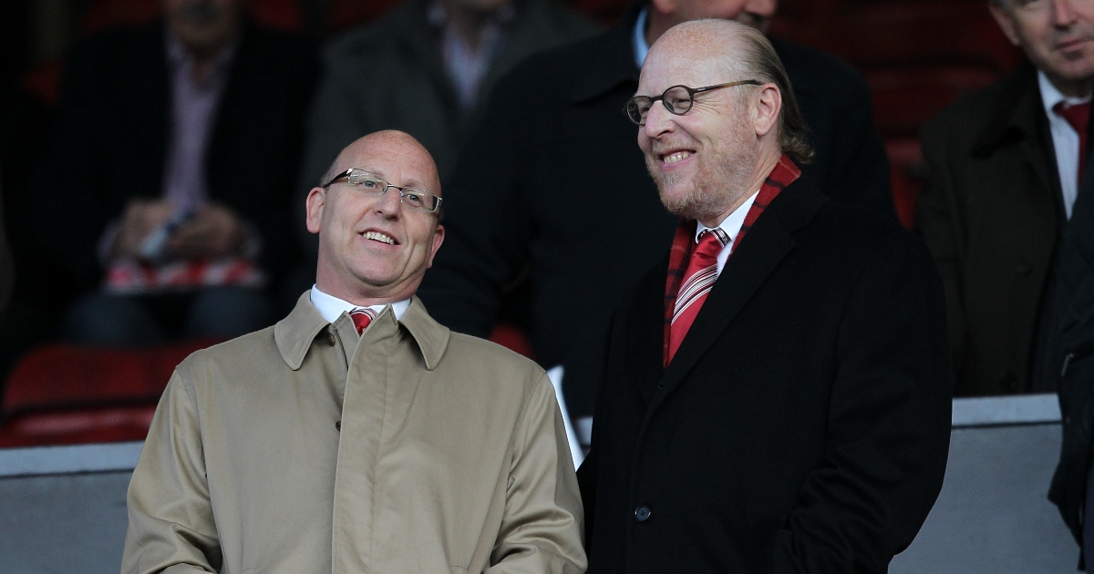 Man Utd owners looking to 'reset relationship' with supporters