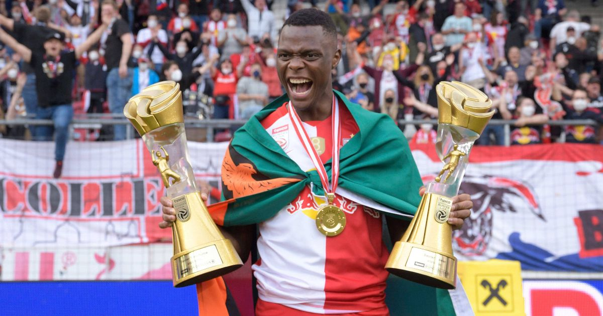 Zambia star 'very keen' to make £17m Liverpool transfer - Football365