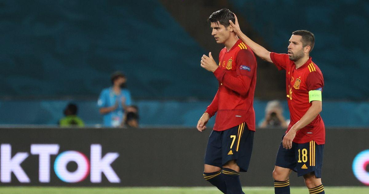 Alvaro Morata Spain
