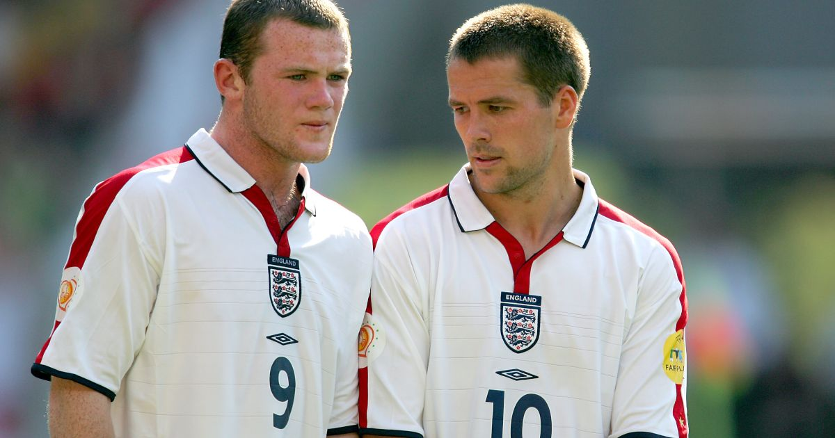 A top-class XI of youngest England players at major tournaments…