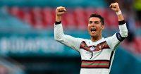Cristiano Ronaldo Portugal Hungary