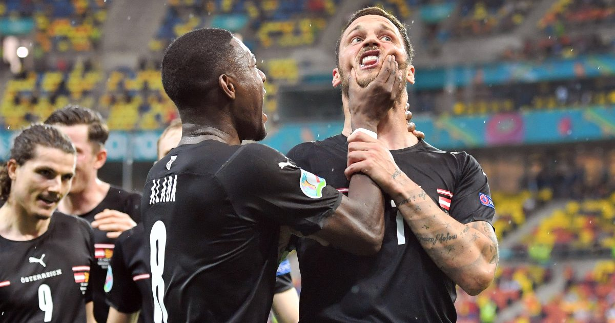 Austria star Arnautovic suspended for insulting another player - Football365