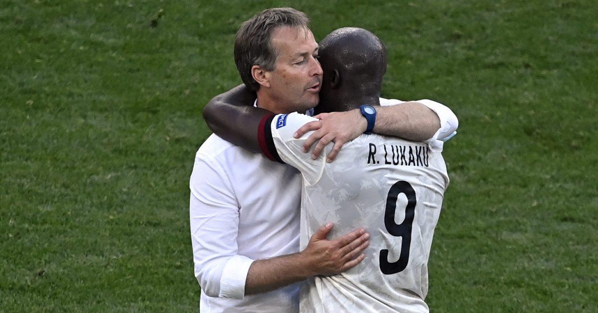 Hjulmand full of 'pride' after Denmark 'dominated' Belgium - Football365