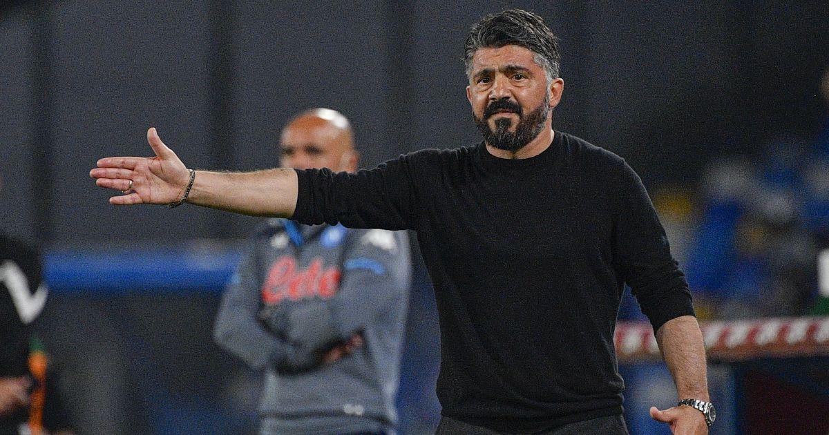 Gennaro Gattuso Tottenham