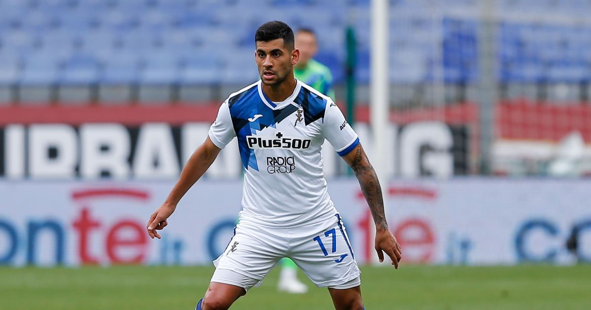 Cristian Romero Atalanta Liverpool