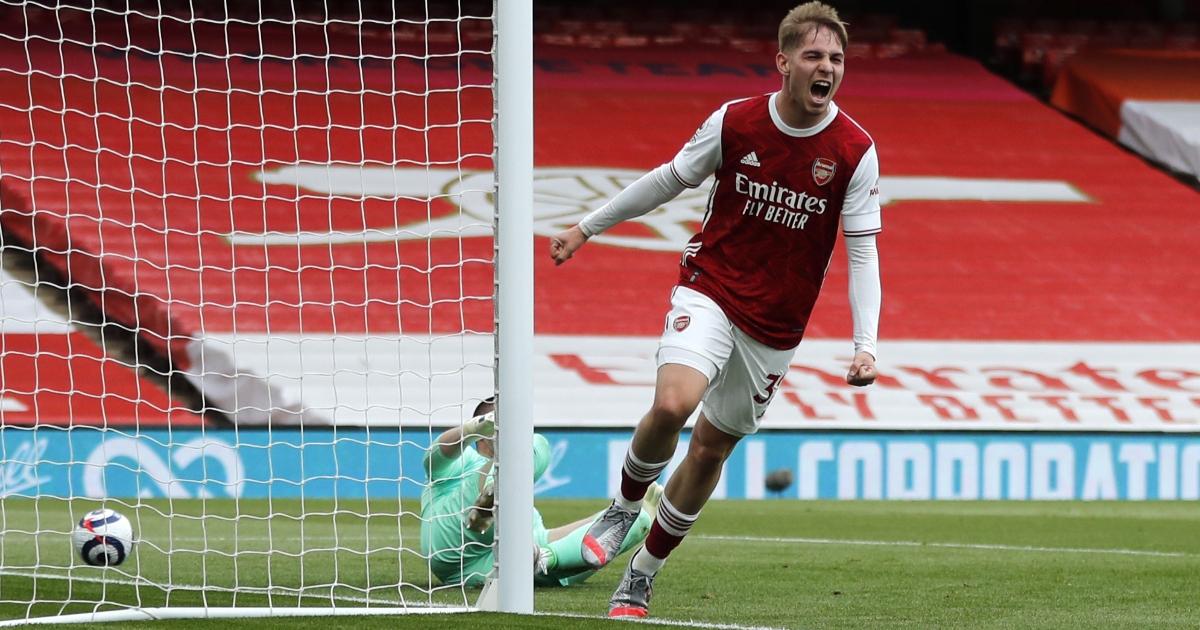 Smith Rowe Arsenal