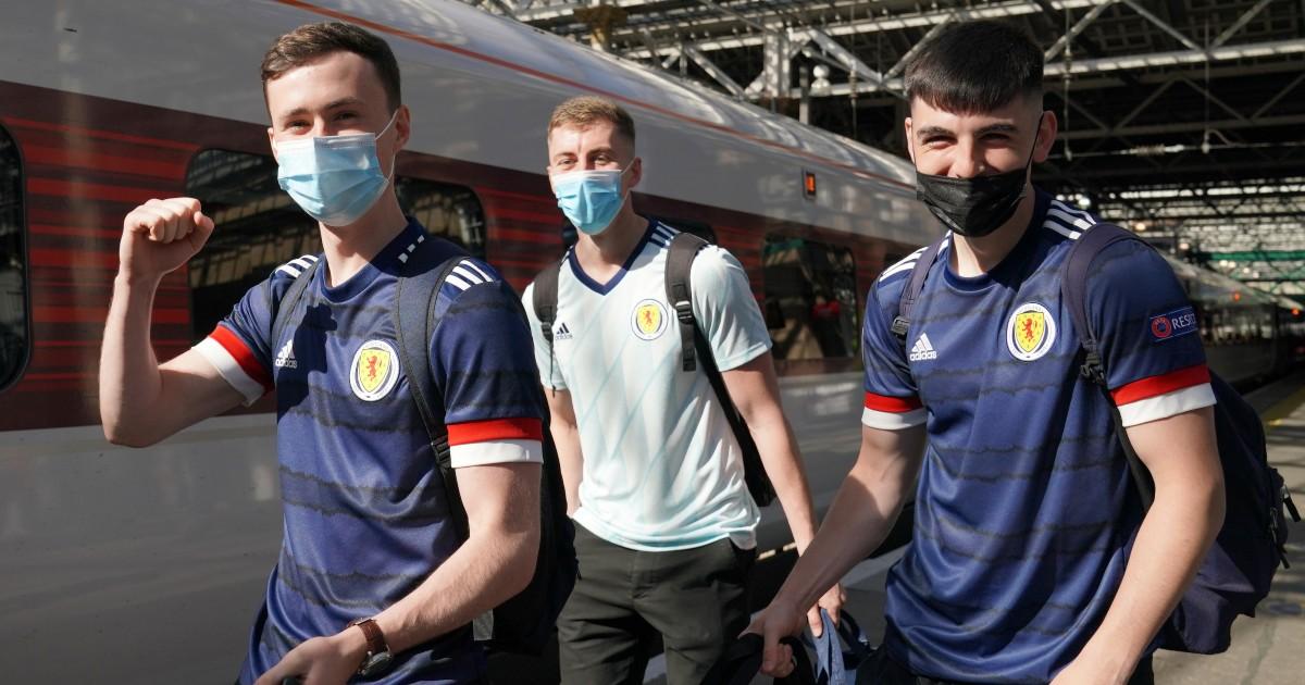 Scotland 'invade' England as Kane, Southgate take on Ronaldo