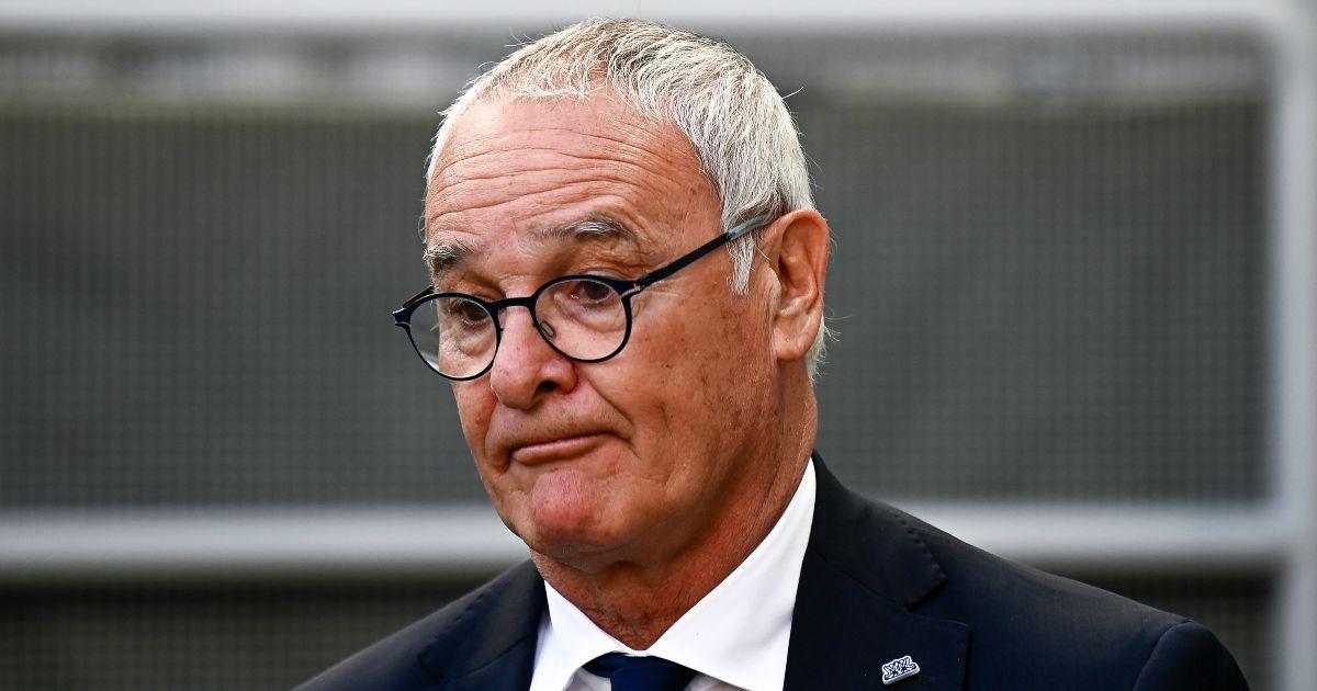 Claudio Ranieri Spurs
