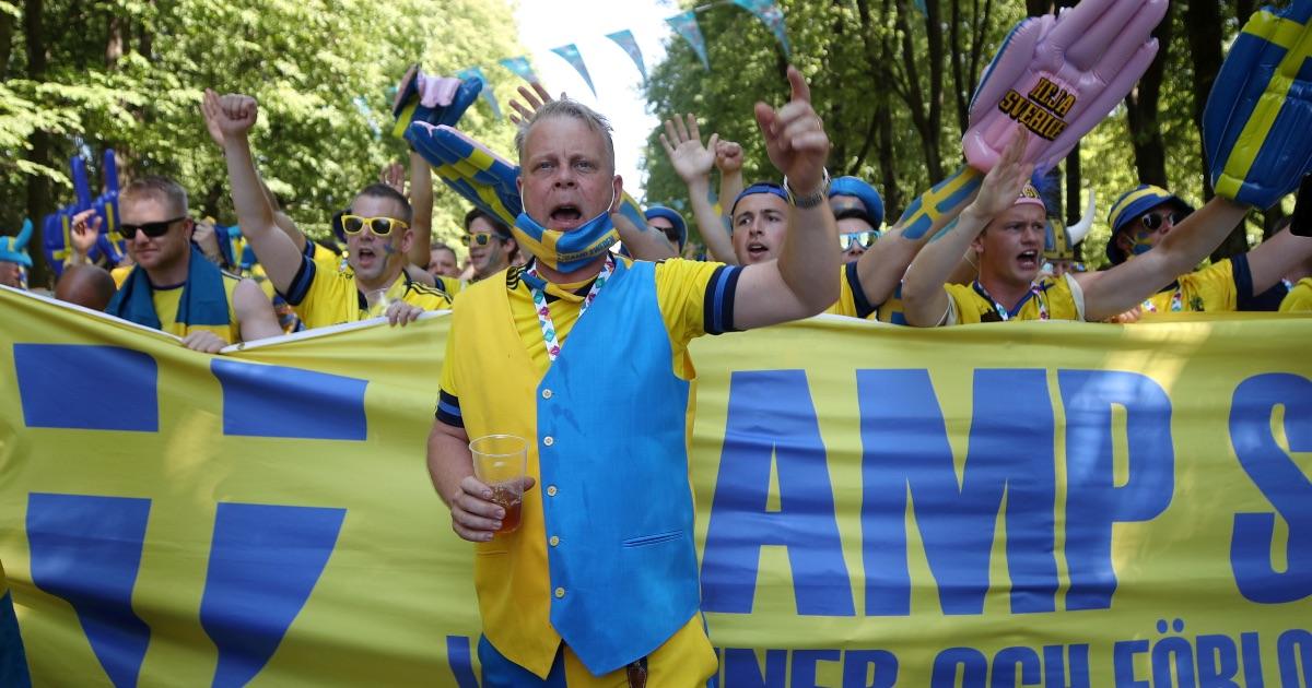 Sweden-fans