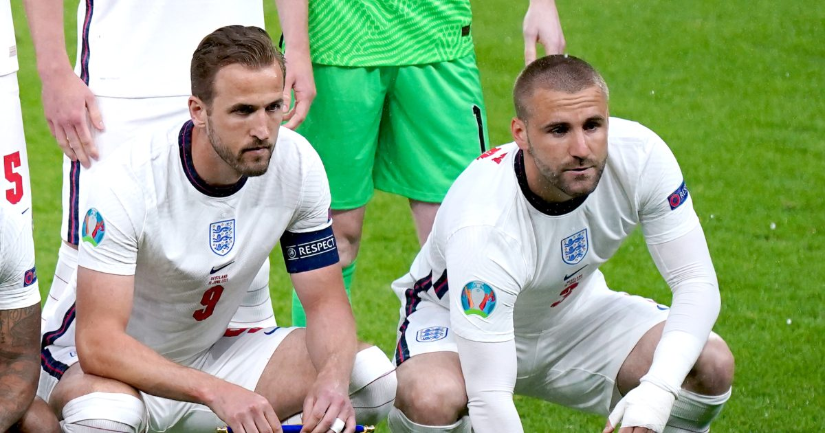 Shaw defends 'crucial' Kane after Keane criticism - Football365