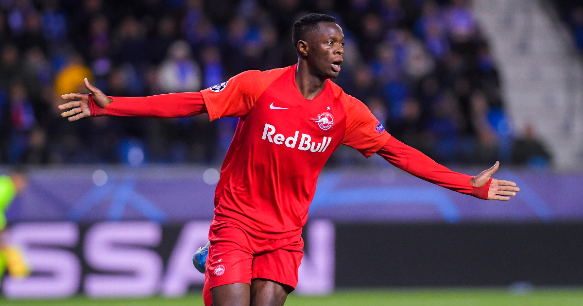 Leicester bid for Daka not accepted despite reports