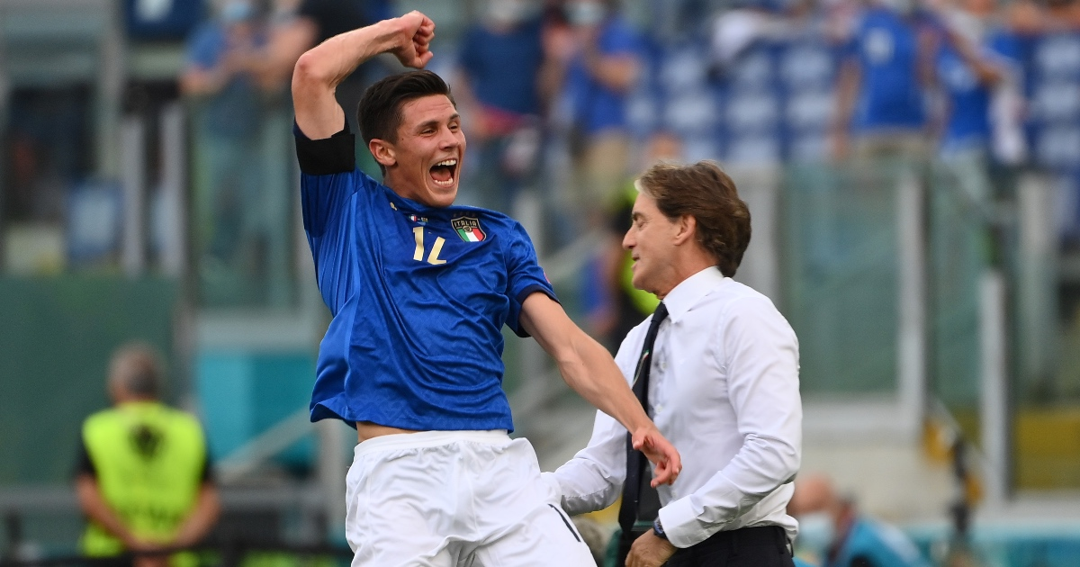 Italy 1-0 Wales: Dragons go through on goal difference
