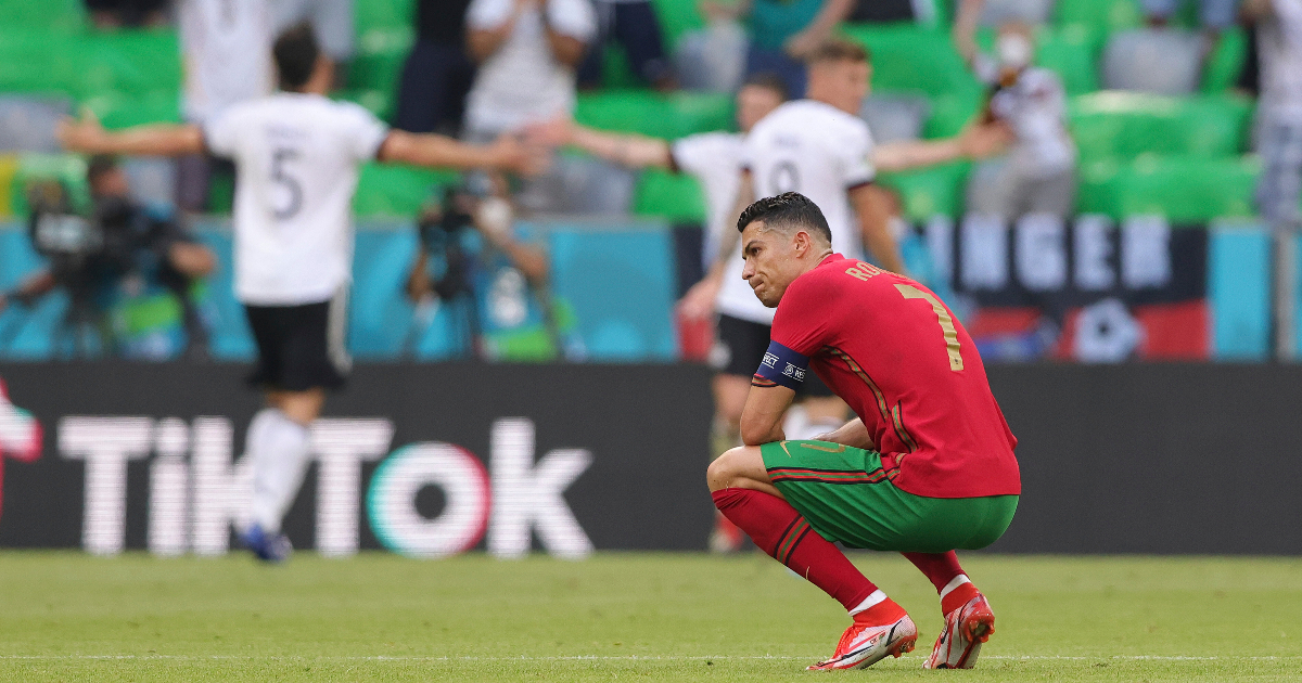 Ronaldo branded 'a fool' by pundit after Germany defeat