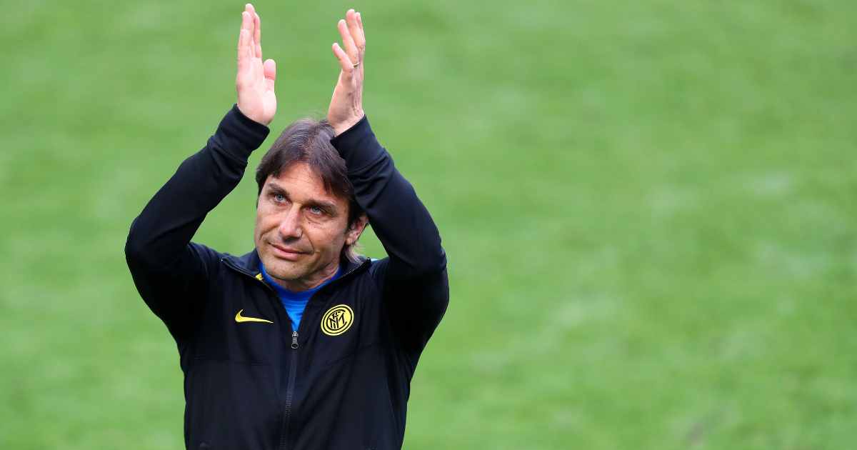 Conte discusses Italy's chances at Euros and his own future