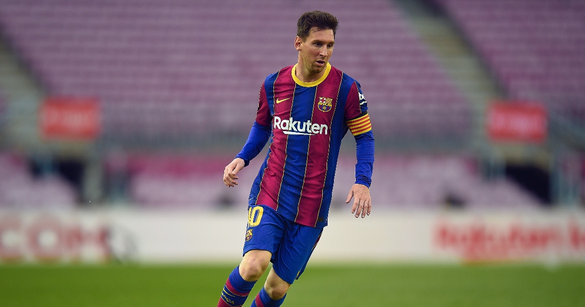 Lionel Messi Barcelona F365