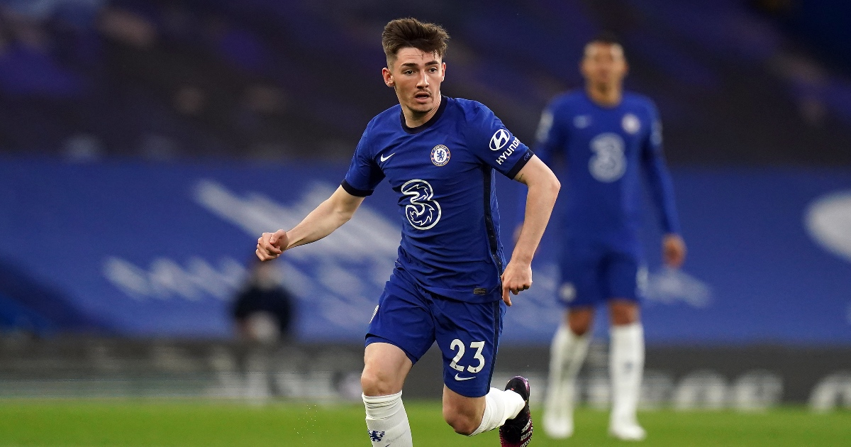 Billy Gilmour Chelsea F365