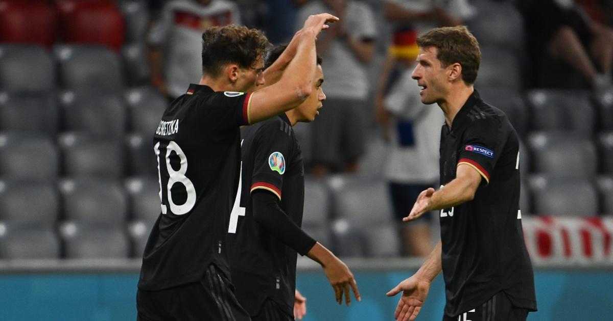Germany 2-2 Hungary: Goretzka strike rescues the Germans