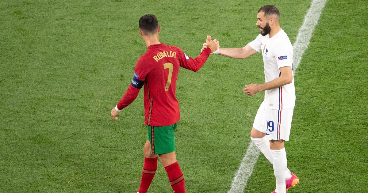 Portugal 2-2 France: Ronaldo, Benzema settle thriller